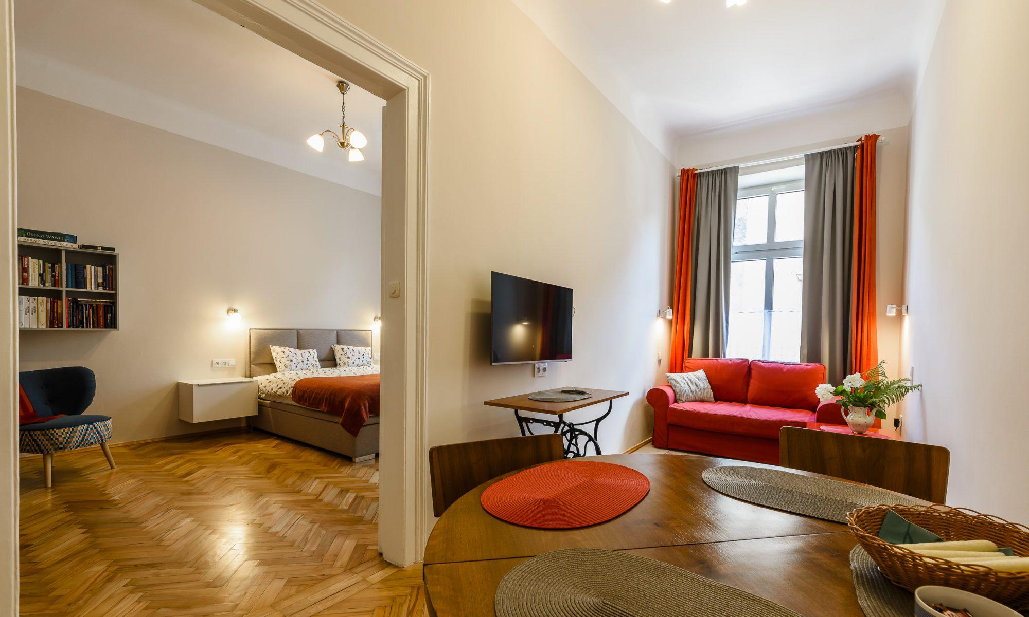 """Apartment Kraków """"HELENA"""""""